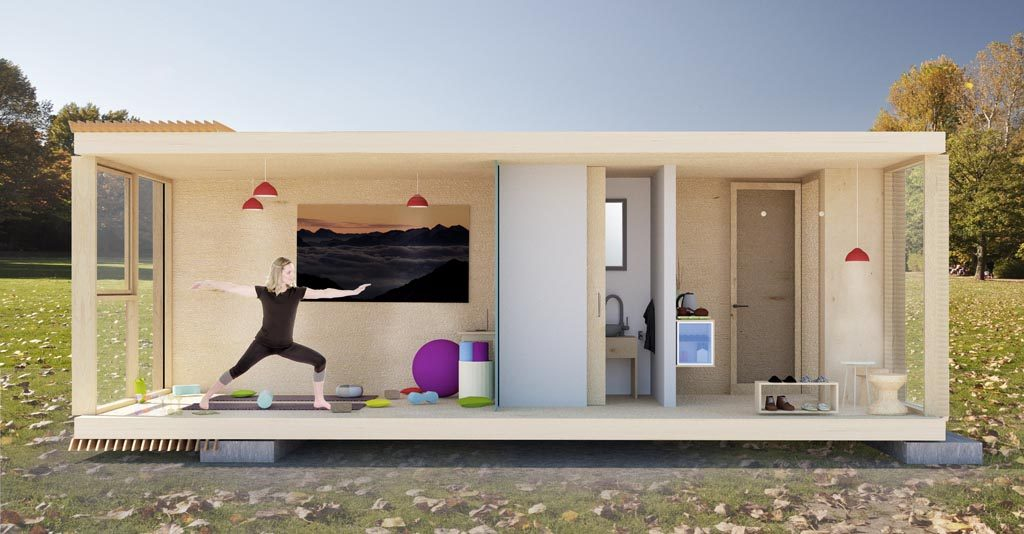 Das Chalet als nachhaltiges Tiny House aus Österreich