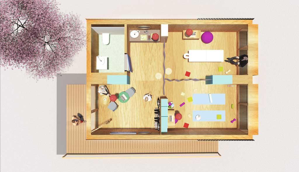 Chalet - das Tiny House aus Österreich