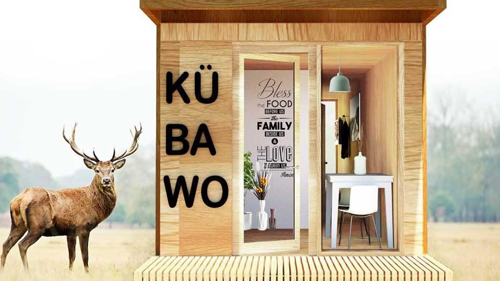Chalet - das Tiny House als mobiles Ferienhaus